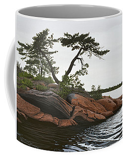 Windswept Coffee Mug by Kenneth M  Kirsch