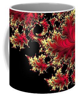 Coffee Mug featuring the digital art Windswept by Susan Maxwell Schmidt