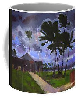 Windward Stormclouds Coffee Mug