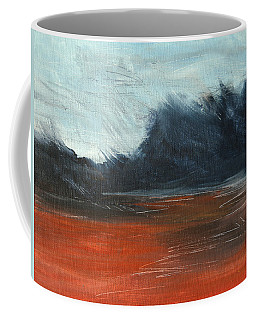 Windy Beach Coffee Mug