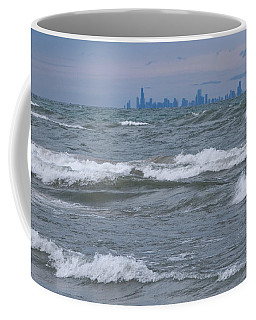 Windy City Skyline Coffee Mug