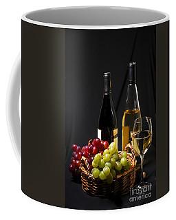 Wine And Grapes Coffee Mug