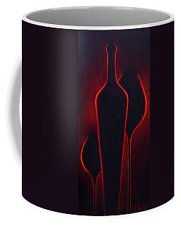 Wine Glow Coffee Mug by Sandi Whetzel