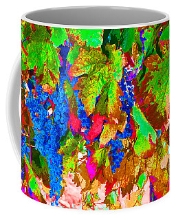 Coffee Mug featuring the photograph Wine In Time by David Lawson