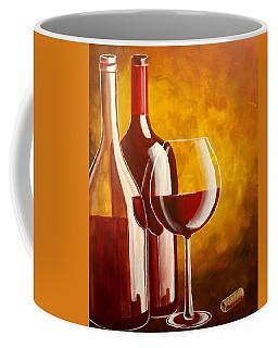 Wine Not Coffee Mug
