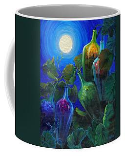 Wine On The Vine Coffee Mug by Sandi Whetzel