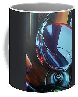 Wine Reflections Coffee Mug