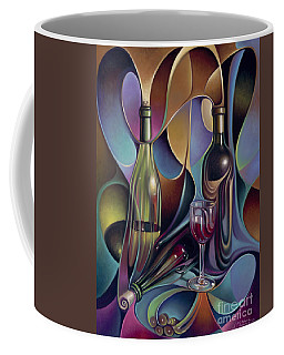 Wine Spirits Coffee Mug