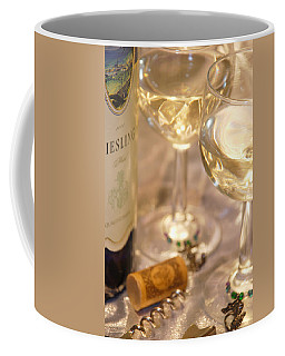Wine With Friends Coffee Mug