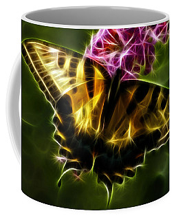 Winged Beauty Coffee Mug by Joann Copeland-Paul