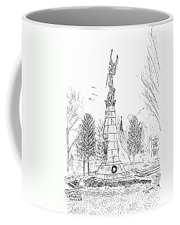 Winged Victory Coffee Mug