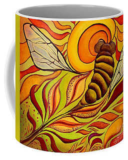Wings Of Change Coffee Mug