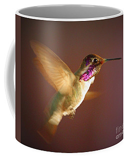 Wings Of Gold Coffee Mug