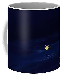 Winking Moon Coffee Mug