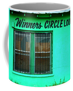 Winner's Circle Lounge Coffee Mug