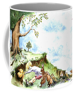 Helping Hands After E H Shepard Coffee Mug