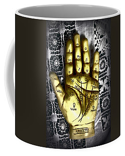 Winning Hand Coffee Mug