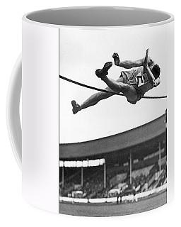 Winning High Jumper Coffee Mug