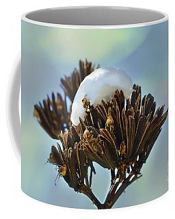 Winter Agave Bloom Coffee Mug