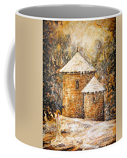 Winter Angel Coffee Mug