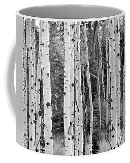 Coffee Mug featuring the photograph Winter Approaches by David Millenheft