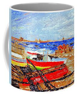 Winter At Provincetown Coffee Mug