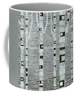 Winter Birches Coffee Mug