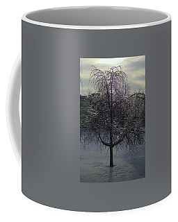 Winter Candelabrum Coffee Mug