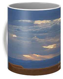 Winter Clouds Coffee Mug