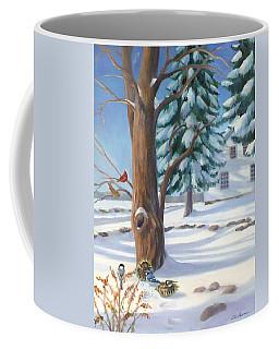 Winter Day Coffee Mug