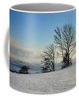 Coffee Mug featuring the photograph Winter Day by Randi Grace Nilsberg