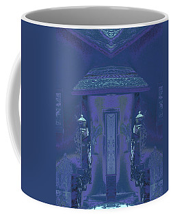 Winter Dusk Homecoming Coffee Mug