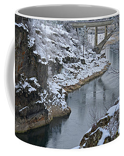 Winter Fashion Coffee Mug by Greg Patzer
