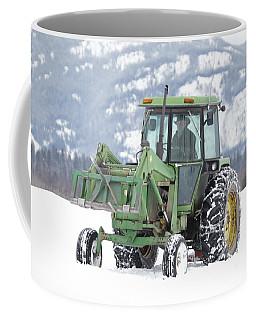Winter Feeding Coffee Mug