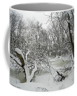 Winter Forest Series 3 Coffee Mug