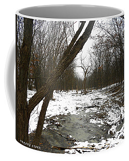 Winter Forest Series Coffee Mug