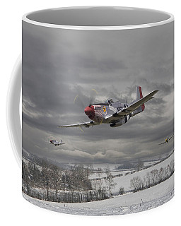 Winter Freedom Coffee Mug by Pat Speirs