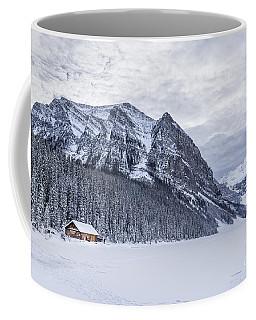 Winter Getaway Coffee Mug