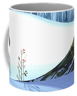 Winter Grace Coffee Mug