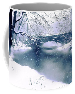 Winter Haiku Coffee Mug