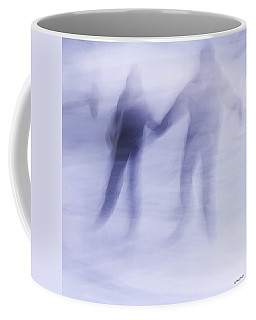 Winter Illusions On Ice - Series 1 Coffee Mug by Steven Milner