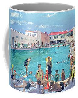 Winter In Florida Coffee Mug