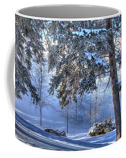 Winter In Montana Coffee Mug