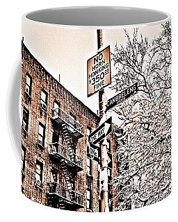 Winter In The Bronx Coffee Mug
