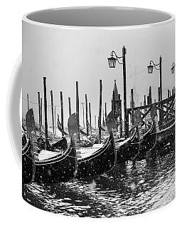 Winter In Venice Coffee Mug