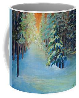 A Road Less Travelled Coffee Mug