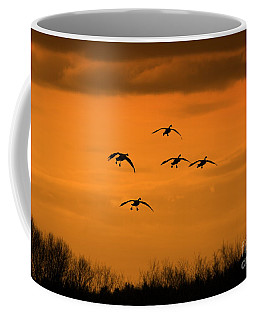Winter Landing No.2 Coffee Mug