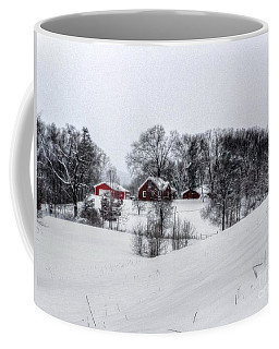 Winter Landscape 5 Coffee Mug