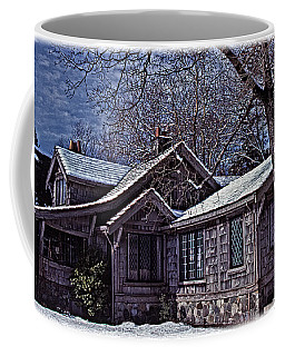 Winter Lodge Coffee Mug