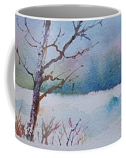 Winter Loneliness Coffee Mug